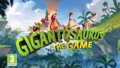 Gigantosaurus - Traileri