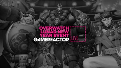 GR Liven uusinta: Overwatch Lunar New Year Event