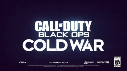 Call of Duty: Black Ops Cold War - Know Your History -pätkä