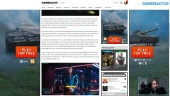 GRTV News - CD Projekt Red Crunches on Cyberpunk 2077
