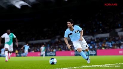 eFootball PES 2021 - SS Lazio Partnership Announcement Traileri