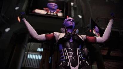 Mass Effect Legendary Edition - virallinen julkaisutraileri