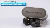 Nopea katsaus - Bowers & Wilkins PI7