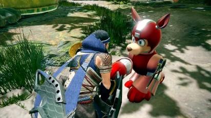 Monster Hunter Rise - Mega Man Collab Traileri