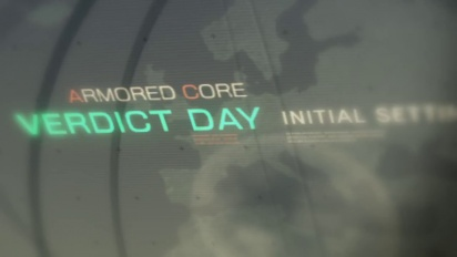 Armored Core: Verdict Day - TGS 2013 Trailer