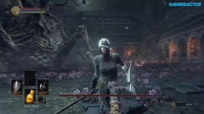 Dark Souls III -pelikuvaa: Curse Rotted Greatwood