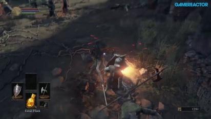 Dark Souls III -pelikuvaa: Undead Settlement B