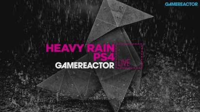 GR Live -uusinta: Heavy Rain & Firewatch - 01.03.2016