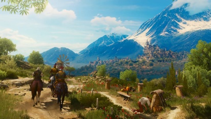 The Witcher 3: Wild Hunt - Blood and Wine, viimeinen toimeksianto -traileri