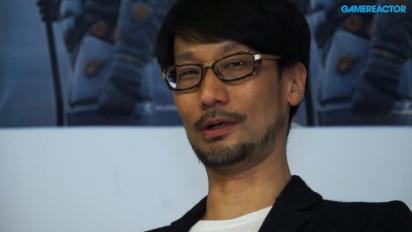 Hideo Kojima - Nordic Gamen pyöreänpöydän haastattelu