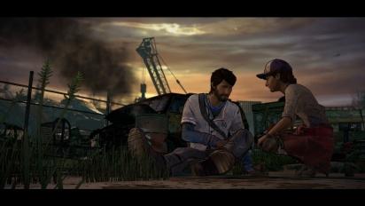 The Walking Dead: A New Frontier - kauden julkaisutraileri