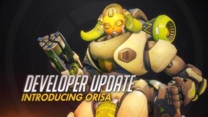 Overwatch - esittelyssä Orisa