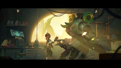 Overwatch - Orisan tarina