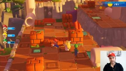 GR Liven uusinta: Mario + Rabbids Kingdom Battle
