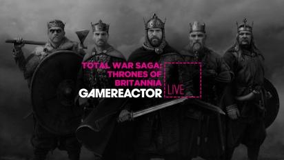GR Liven uusinta: Total War Saga: Thrones of Britannia