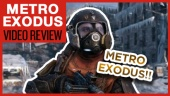 Metro Exodus - Video Review