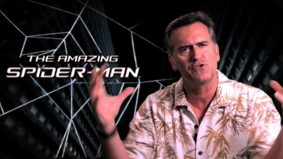 The Amazing Spider-Man - Bruce Campbell: To The Extremes Trailer
