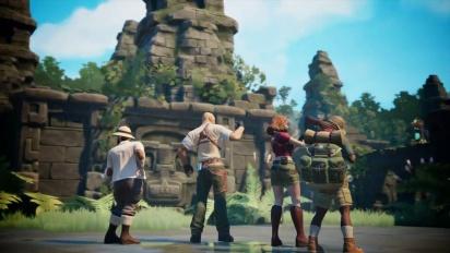 Jumanji: The Video Game - julkistustraileri