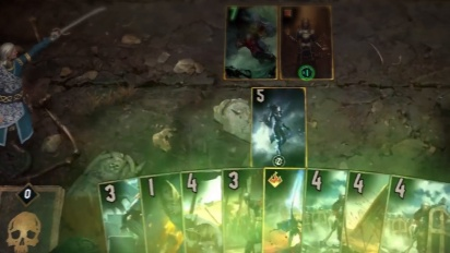 Gwent: The Witcher Card Game - iOS-julkaisutraileri