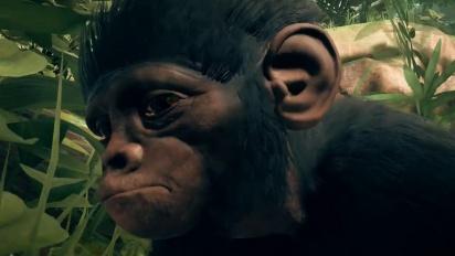 Ancestors: The Humankind Odyssey - konsolitraileri