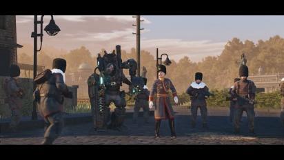 Iron Harvest - tarinatraileri