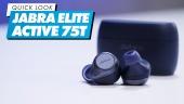 Nopea katsaus - Jabra Elite Active 75t