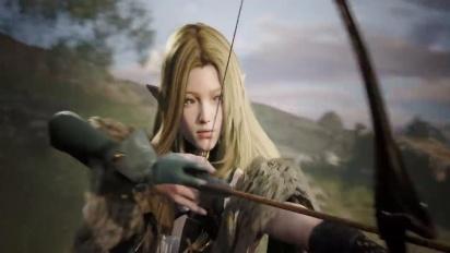 Chrono Odyssey - virallinen ensimmäinen traileri