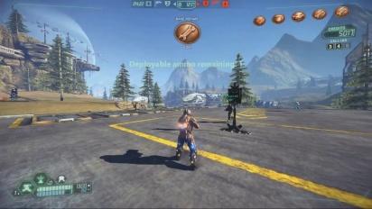 Tribes: Ascend - Update 8: Blitz Trailer