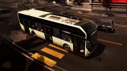 Bus Simulator 21 - Brands Showcase -traileri