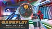 Splitgate - The perfect Team Oddball match on PS5