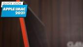 Nopea katsaus - iMac 2021