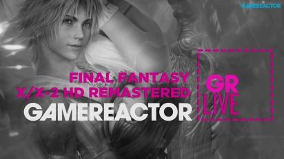 Final Fantasy X/X-2 HD Remaster - Livestream-uusinta maanantailta