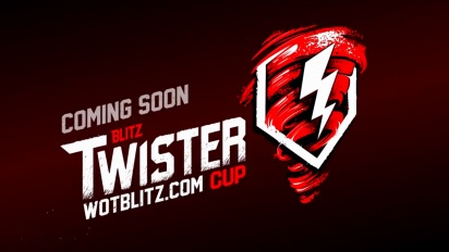 World of Tanks Blitz - Twister Cup. The Winner Gets It All