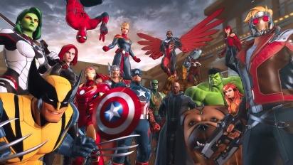 Marvel Ultimate Alliance 3: The Black Order - Nintendo Direct -traileri