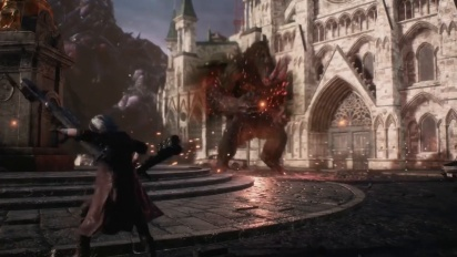 Devil May Cry 5 - Bloody Palace -traileri