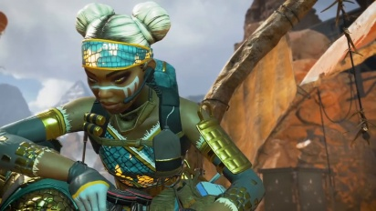 Apex Legends - Legendary Hunt Event -traileri