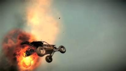 MotorStorm Pacific Rift - UK Firezone Trailer