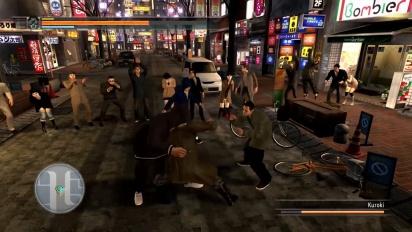 Yakuza 4: Remastered - julkaisutraileri
