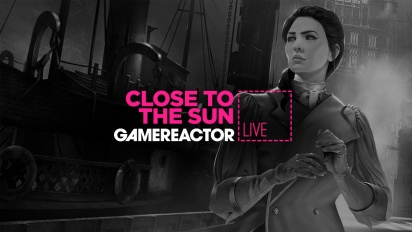 GR Liven uusinta: Close to the Sun on PS4
