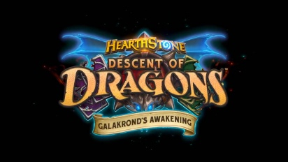 Hearthstone: Galakrond's Awakening Cinematic Traileri