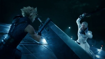 Final Fantasy VII: Remake - Final Traileri