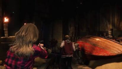 Resident Evil 3 - julkaisutraileri