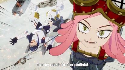 My Hero One's Justice 2 - Mei Hatsume Character Traileri