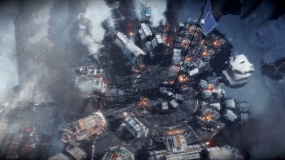 Frostpunk - On The Edge -julkaisutraileri