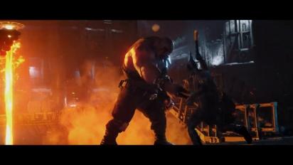 Warhammer 40,000: Darktide - virallinen pelikuvatraileri
