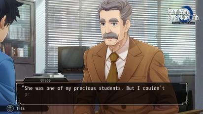 Famicom Detective Club: The Girl Who Stands Behind - julkaisutraileri