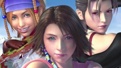 Final Fantasy X/X-2 HD Remaster - An Epic Tale - Trailer
