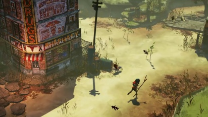 The Flame in the Flood - Launch Trailer