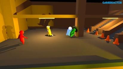 Esper 2 & Gang Beasts VR - Jonathon Wilsonin haastattelu