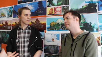 Yoku's Island Express - haastattelussa Jens Andersson & Linus Larsson